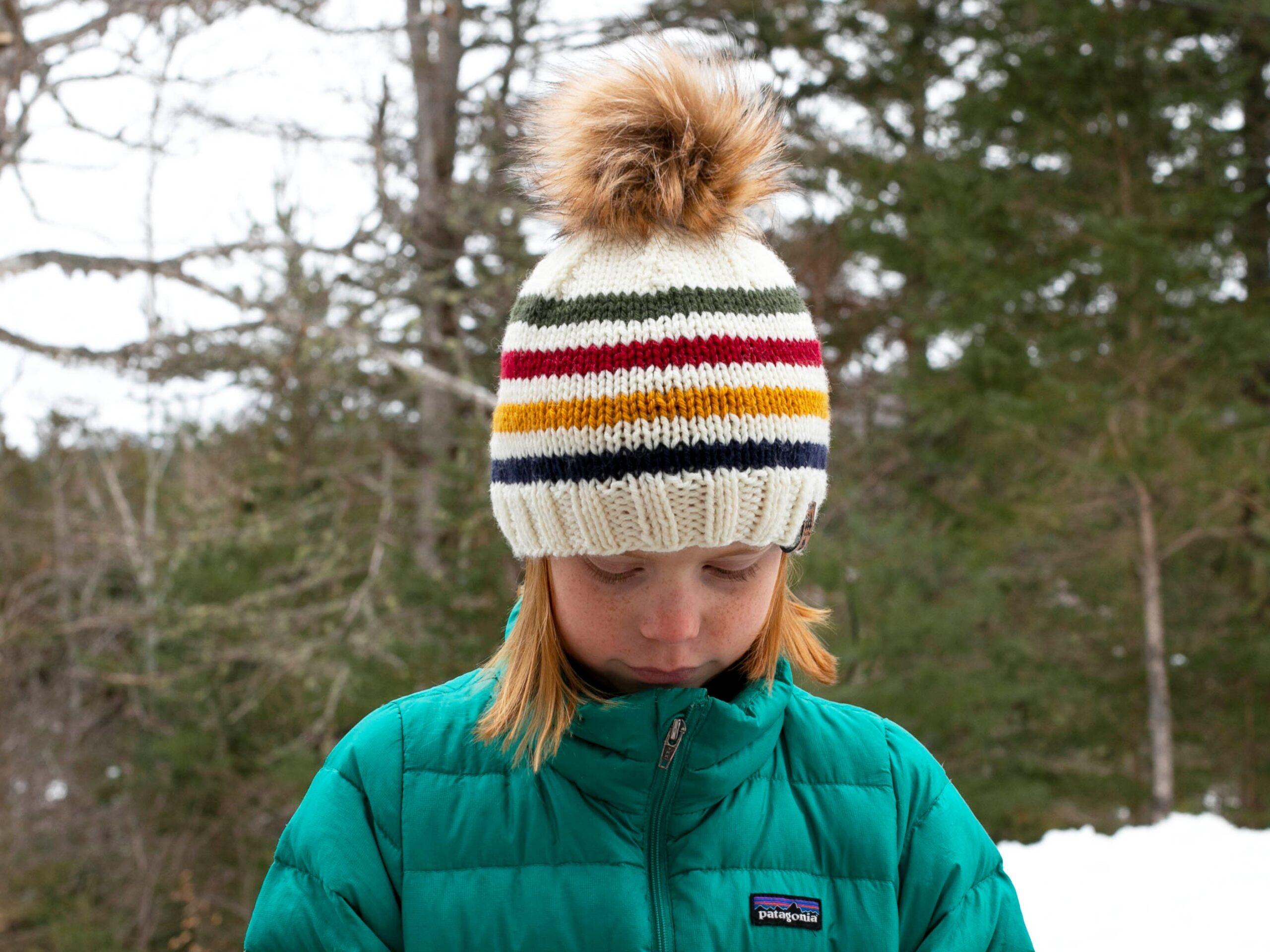 Hudson Bay chunky hat